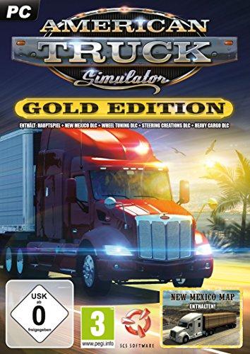 American Truck Simulator: Gold-Edition