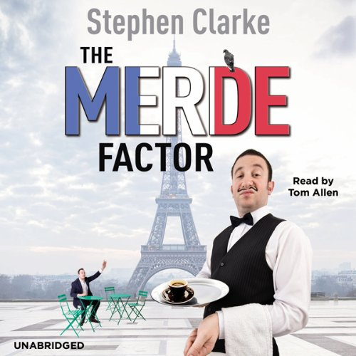 The Merde Factor audiobook cover art