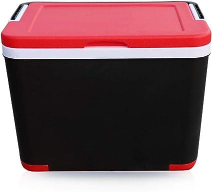 caja enfriadora 28 litros con cubierta dura, tapa y ...