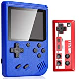 Tanouve Consola Retro, Videoconsolas Consola de Juegos Portátil con 400 Juegos Clásicos Pantalla LCD 3 Pulgadas...