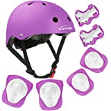 KAMUGO Kids Bike Helmet, Toddler Helmet for Ages 3-8 Boys Girls...