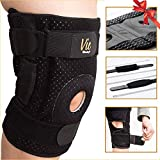 Fits overall — Hinged Knee Brace Plus Size Review