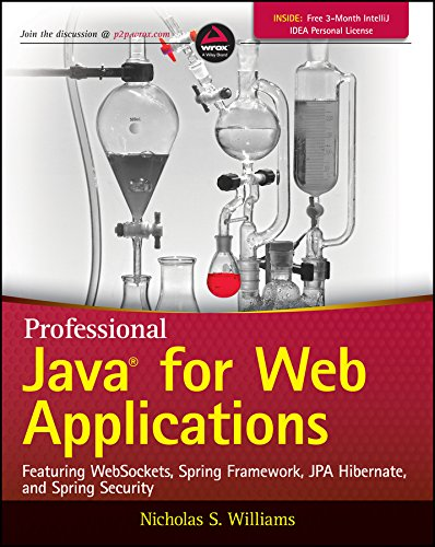 Professional Java for Web Applications (English Edition)