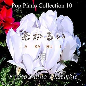 Pop Piano Collection 10 Akarui
