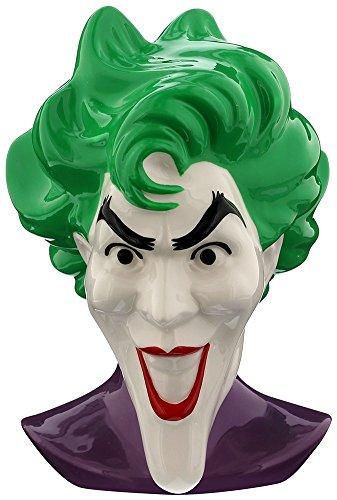 Batman Bookend Joker 20 cm Half Moon ends