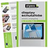 dipos I 2X Schutzfolie matt kompatibel mit HP Pro Slate 12 Folie Bildschirmschutzfolie