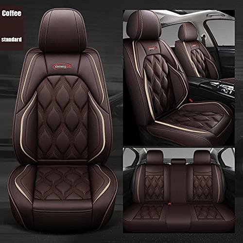 Fundas Asientos Coche Universales para Audi A3/A4 B8/A4 B6/A3 8P/A5/A4 B7/A4/A6 C6/Q5/A6/A6...