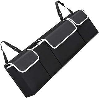Organizador de porta-malas para assento traseiro da Besportble, organizador de armazenamento de assento de carro para SUV ...