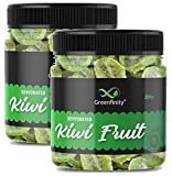 GreenFinity Dried Kiwi Fruit, 200g - Naturally Dehydrated, Handpicked, (Buy 1 Get 1 Free).