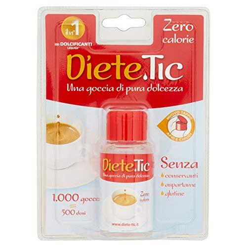 Diete.Tic Dolcificante Liquido Tic, 50ml