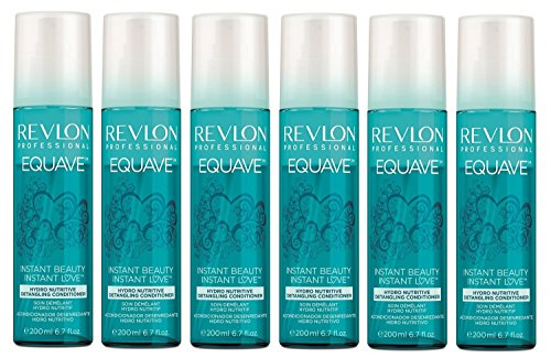 Revlon Professional Equave Hydro Nutritive - Acondicionador (200 ml = 1200 ml)