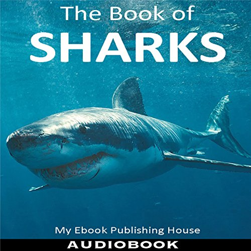 The Book of Sharks audiobook cover art