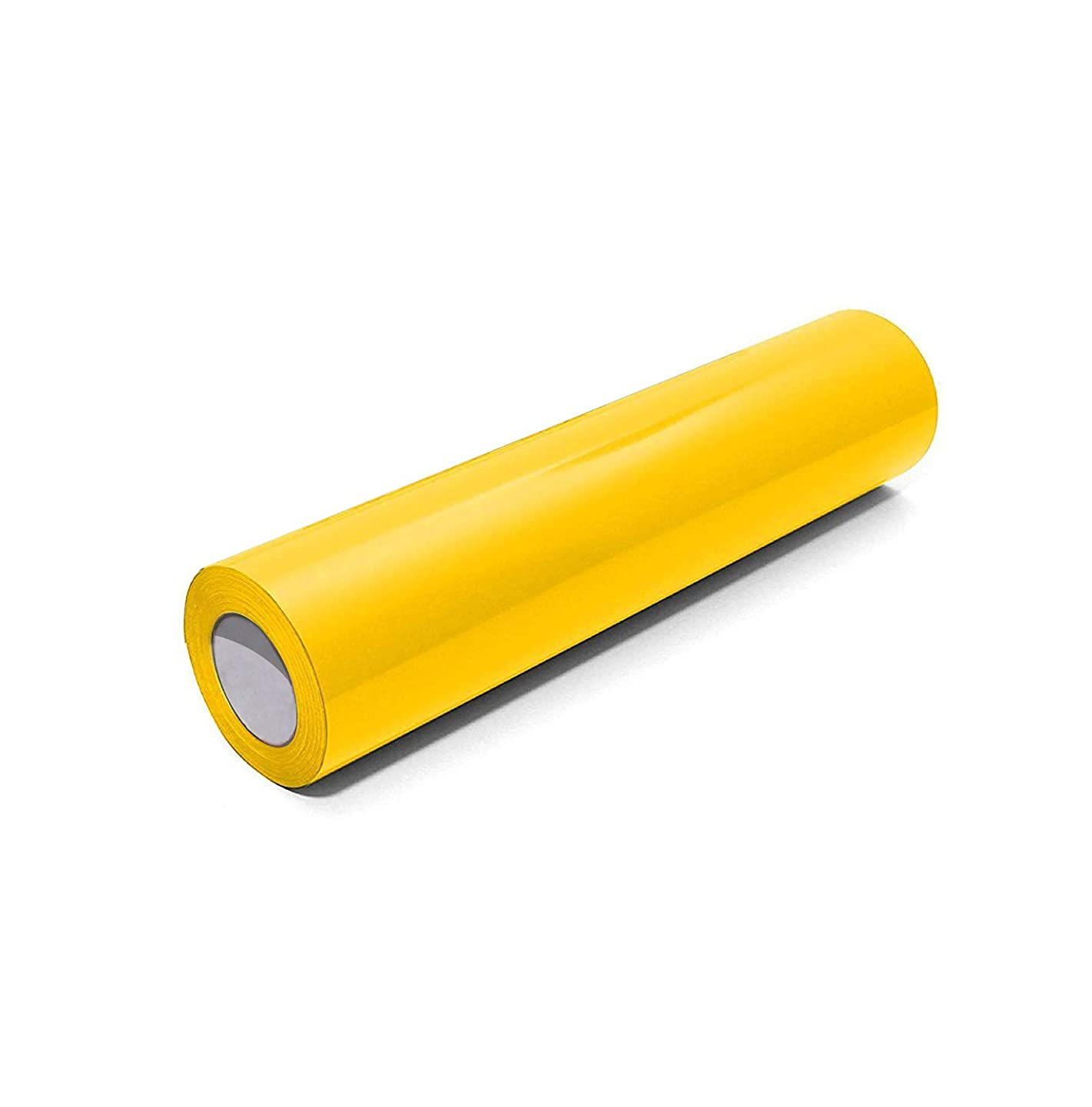 Craft Adhesive Vinyl Color 24in x 30 feet Yellow Color 24in x 30ft Craft Adhesive Vinyl