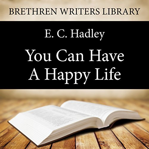 You Can Have a Happy Life cover art