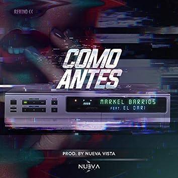 Como Antes (feat. El Dari)