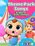 Theme Park Songs for Kids