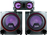 Gemini GSYS-4000 Home Party Stereo System and Theater Audio System with 2000 Watt Sound Dual 8' Woofers Speakers,...