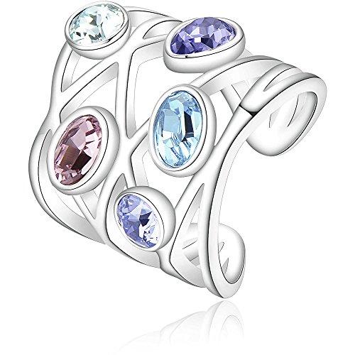 Brosway anello donna gioielli Destiny misura 12 trendy cod. BDY38A