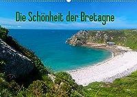 Die Schoenheit der Bretagne (Wandkalender 2022 DIN A2 quer): Die abwechslungsreichen Kuesten und Gegenden im aeussersten Westen Frankreichs (Monatskalender, 14 Seiten )