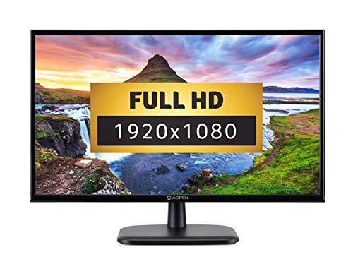AOpen 24CL1Ybi 23.8 inch FHD Monitor (IPS Panel, 60Hz, 5ms, HDMI, VGA, Black)