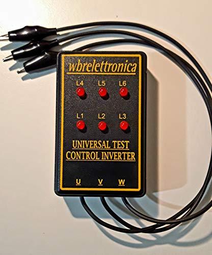 wbrelettronica WBR350 - Universal Tester Control GUASTI Inverter Phase Checker CONDIZIONATORI d'Aria