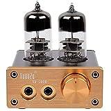 DollaTek 6J3 Vakuumröhre Vollverstärker Mini Stereo HiFi Kopfhörer Audio Verstärker DIY -