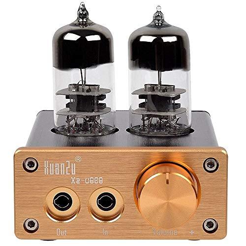 DollaTek 6J3 Vakuumröhre Vollverstärker Mini Stereo HiFi Kopfhörer Audio Verstärker DIY