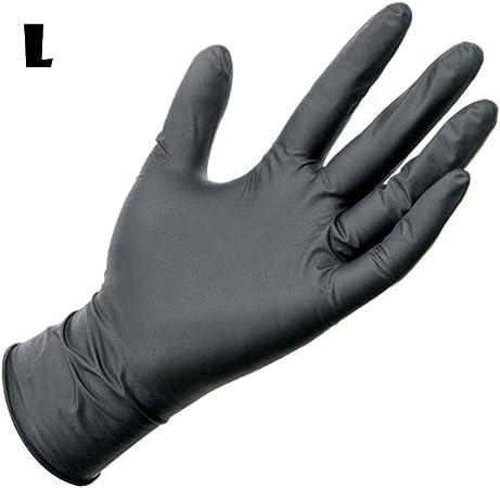 10//20//50//100 Workshop Comfortable Mechanic Nitrile Gloves Workshop Universal