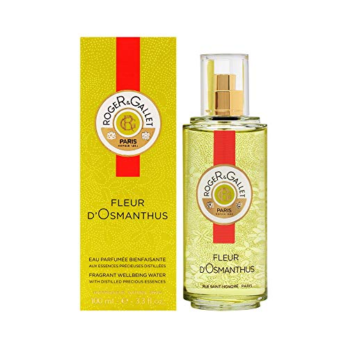 Roger & Gallet Fleur D´Osmanthus Fresh - Agua de toilette, 100 ml