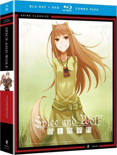 狼と香辛料: コンプリート・シリーズ 廉価版 北米版 / Spice & Wolf: Season 1-2 Complete Series [Blu-ra...