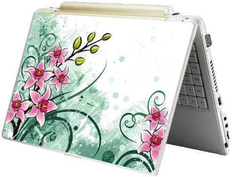 Bundle Monster MINI NETBOOK Laptop A Cover Notebook Washington Mall Sticker Skin Opening large release sale
