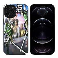 iPhone 12/iPhone 12Pro/iPhone 12Pro Max/iPhone 12 mini ケース 進撃の巨人 Shu 携帯ケース スマホ用 携帯カバー アイフォンカバー 超耐久 軽量 超薄型 擦り傷防止 全面保護 全機種対応 ソフトケース シリコン TPU
