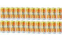 """""""Uludag Orange"""" Gazoz enthält je nach Rezeptur Molke, Wasser, Zucker, Kohlensäure, Citronensäure und Aromen. Je nach Hersteller gegebenenfalls weitere Zutaten wie Konservierungsstoffe. Der Geschmack des Softdrinks ist am ehesten mit Getränken wie Spr..."""