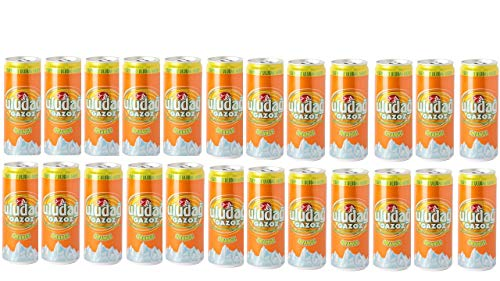 SUNTAT Uludag Orange, EINWEG, 24er Pack...