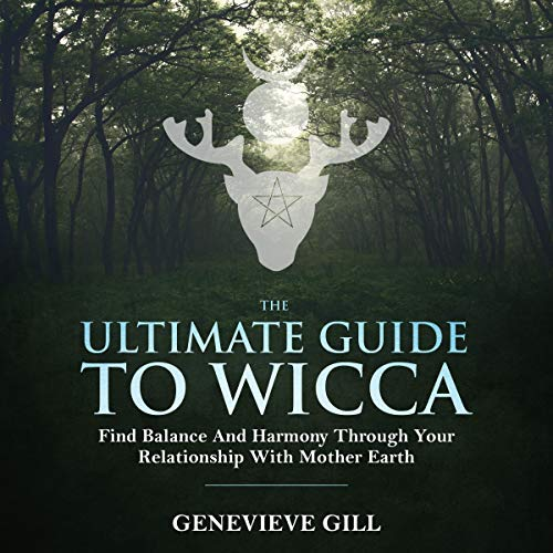 The Ultimate Guide to Wicca cover art