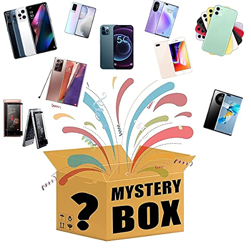 Mystery Box Electronic,Lucky Box ,Smart Phone, Super Costeffective,...