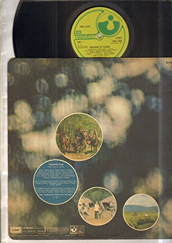 PINK FLOYD - OBSCURED BY CLOUDS - LP vinyl record