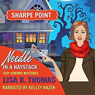 Sharpe Point audiobook cover art