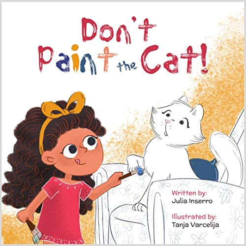 Don't Paint The Cat by Inserro, Julia ebook deal