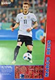 1x Einzelposter Marco Reus Star-Poster Deutsche