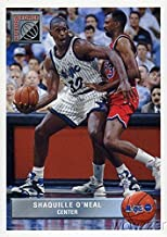 Shaquille O'Neal 1992/93 Upper Deck McDonald's #P43 Rookie in MINT Condition! Hall of Famer Shipped in Ultra Pro Top Loader to Protect it!