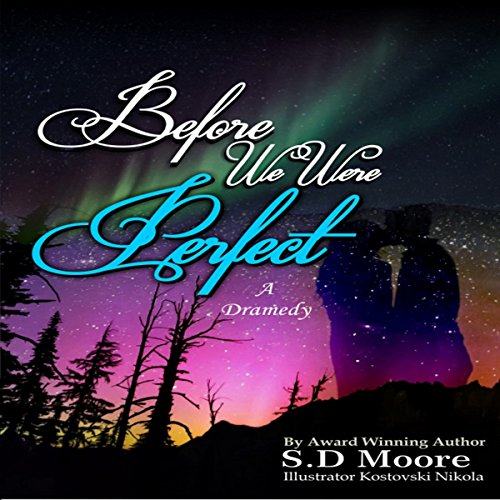 Before We Were Perfect audiobook cover art