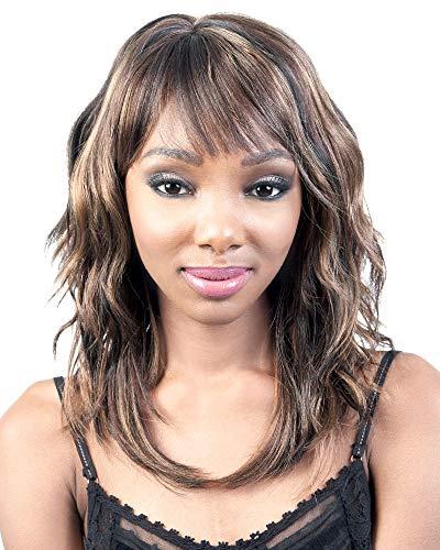 Motown Tress Synthetic Wig - Flirt - 1BFT30