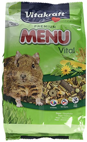 Vitakraft Degus Mainfood 600 g (Pack of 5)