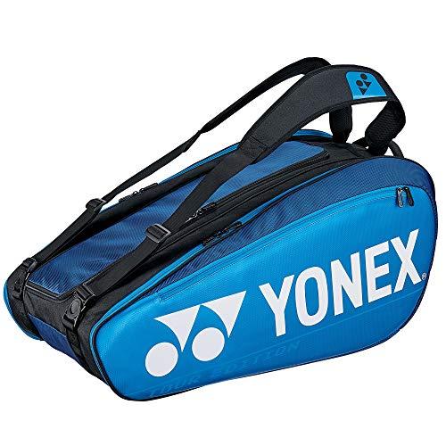YONEX pro Racquet Bag 9 pcs Schlägertasche Blau - Schwarz