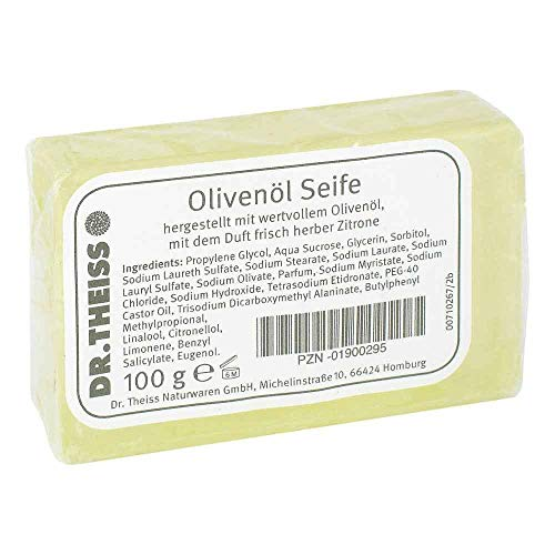 Theiss Oliven�l Seife, 100 g