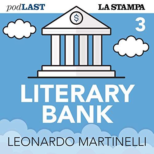 """Il """"Furore"""" delle banche (Literary Bank 3) copertina"""