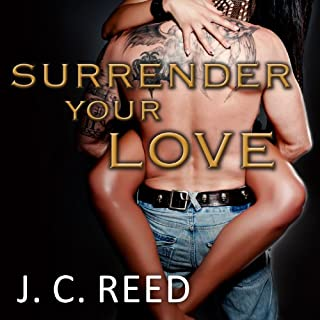 Surrender Your Love audiobook cover art