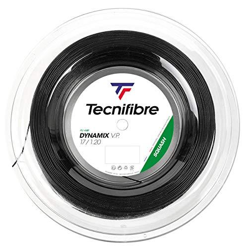 Tecnifibre DNAMX - Rollo de cuerdas de squash (200 m, 1,25 mm)