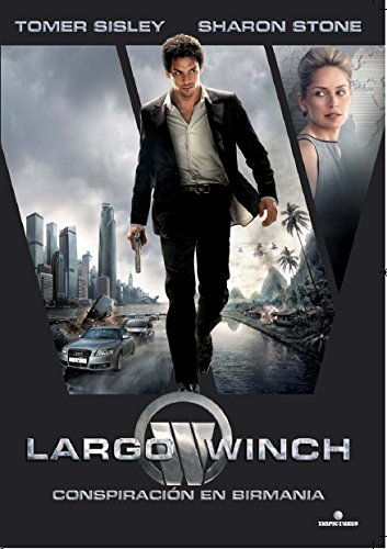 Largo Winch (Import) (Dvd) (2012) Tomer Sisley; Sharon Stone; Anatole Taubman; M